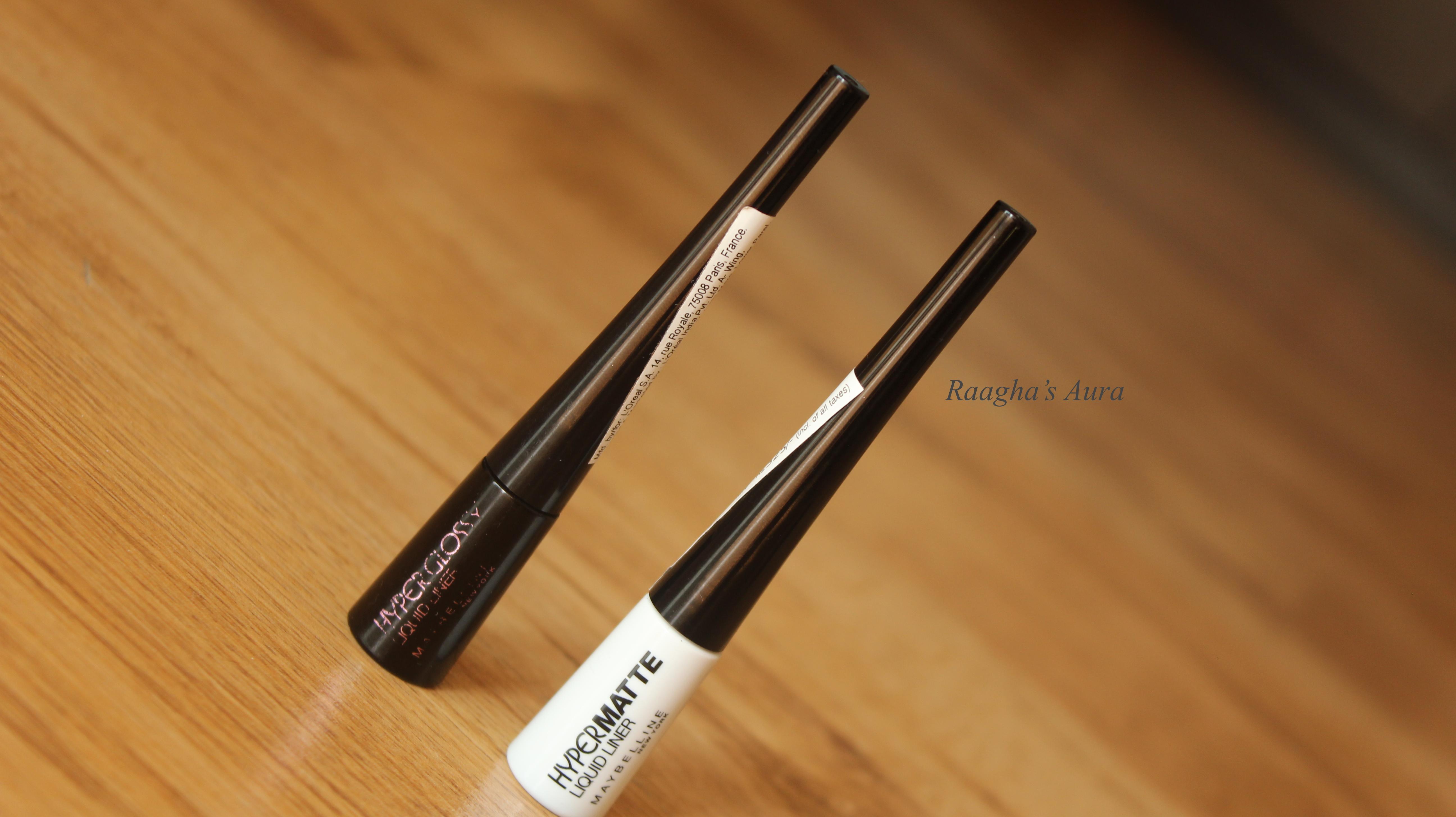 Maybelline Hyper Gloss Vs Matte Liquid Liner Review Raaghas Ink Eye Black